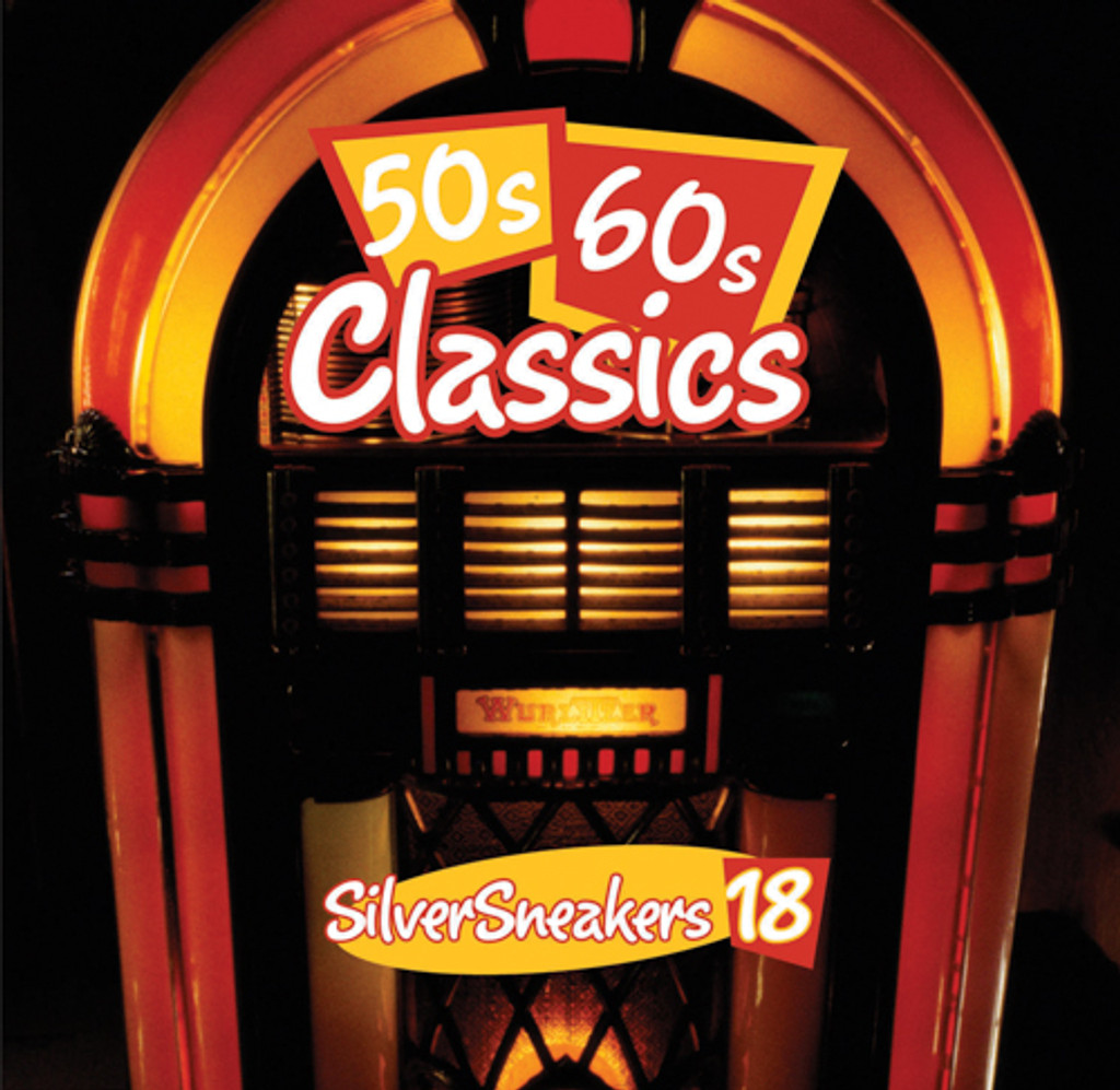 50's/60's CLASSICS - SilverSneakers 18-CD