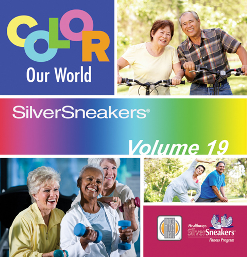 COLOR OUR WORLD - SilverSneakers 19-CD
