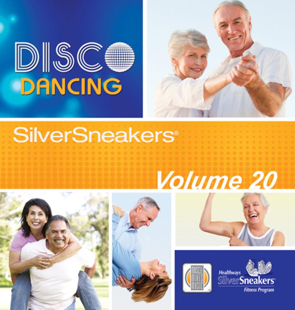 DISCO DANCING - SilverSneakers 20-CD