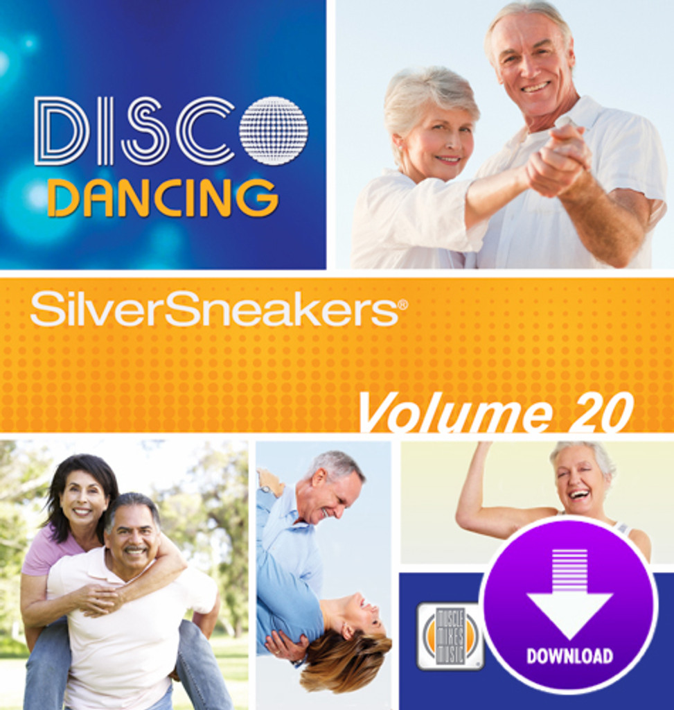 DISCO DANCING - SilverSneakers 20-Digital Download