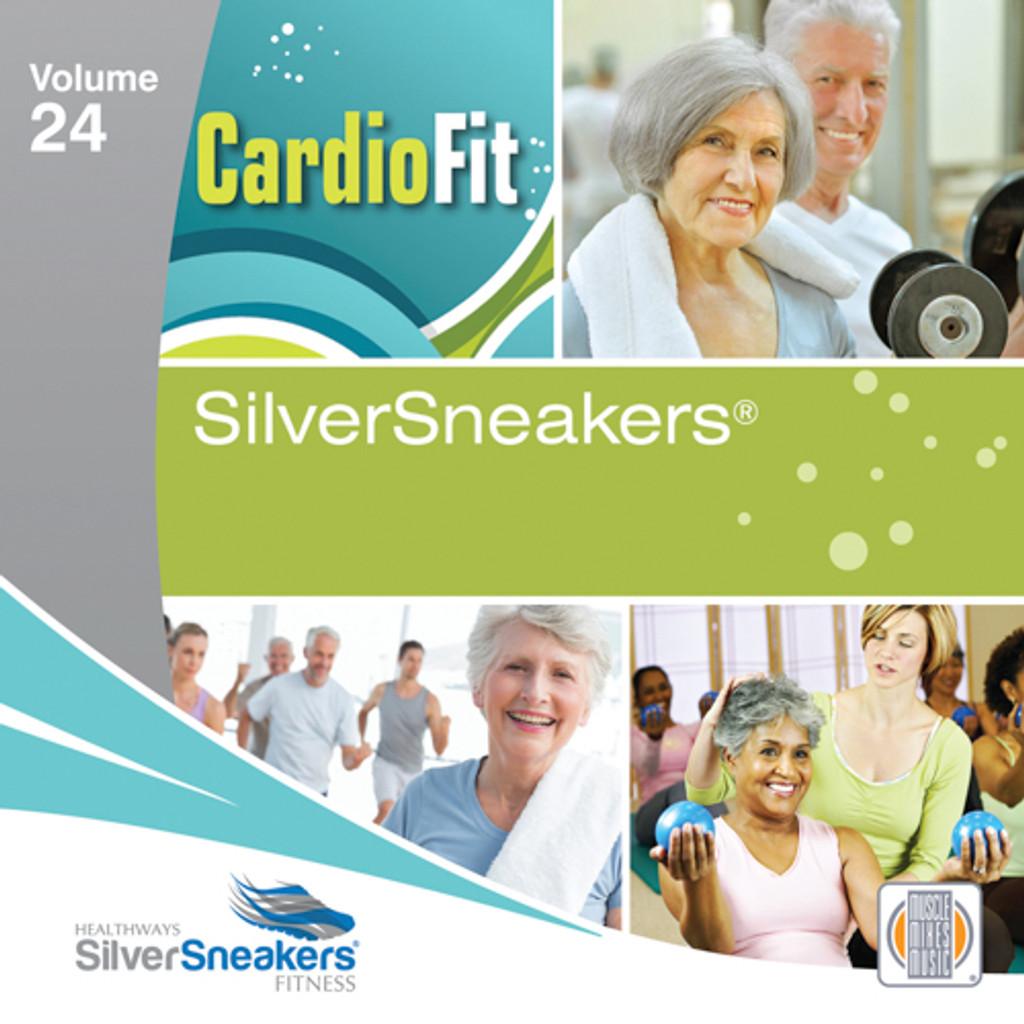 CARDIO FIT - SilverSneakers 24-CD