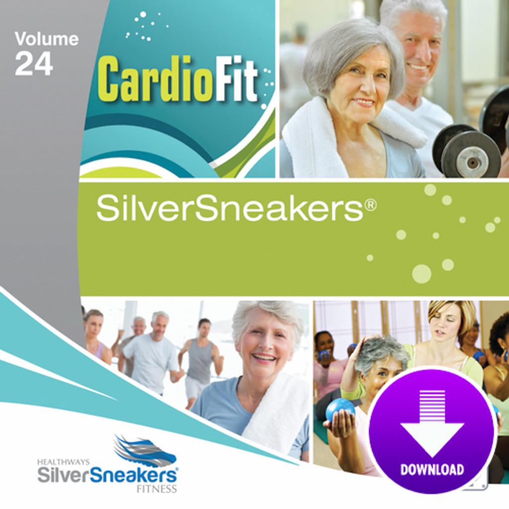 CARDIO FIT - SilverSneakers 24-Digital