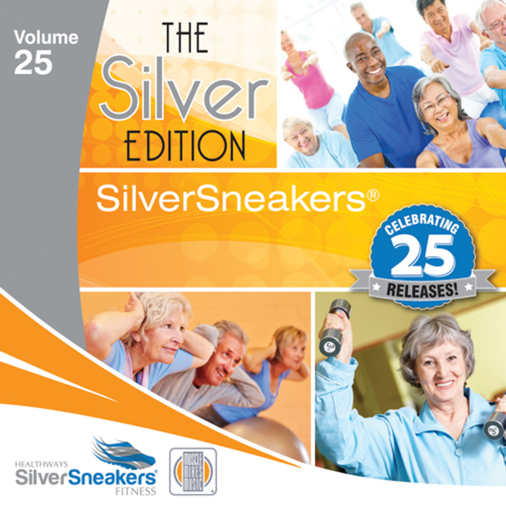 The Silver Edition - SilverSneakers 25-CD