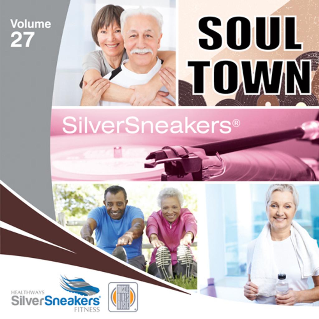 Soul Town - SilverSneakers 27 -CD