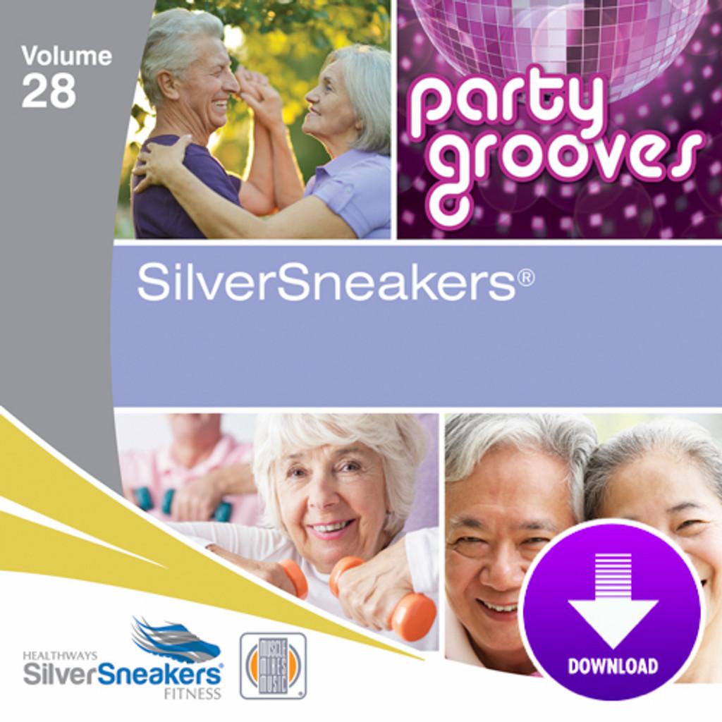 Party Grooves - SilverSneakers 28-Digital