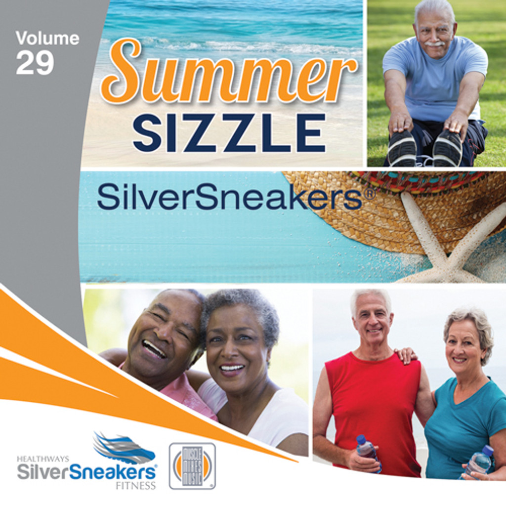 Summer Sizzle - SilverSneakers 29 -CD