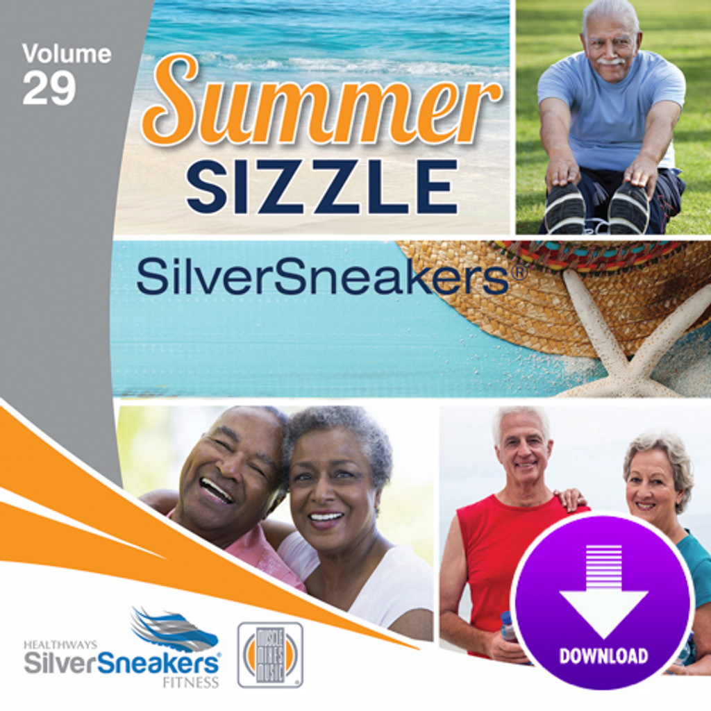 Summer Sizzle - SilverSneakers 29 -Digital