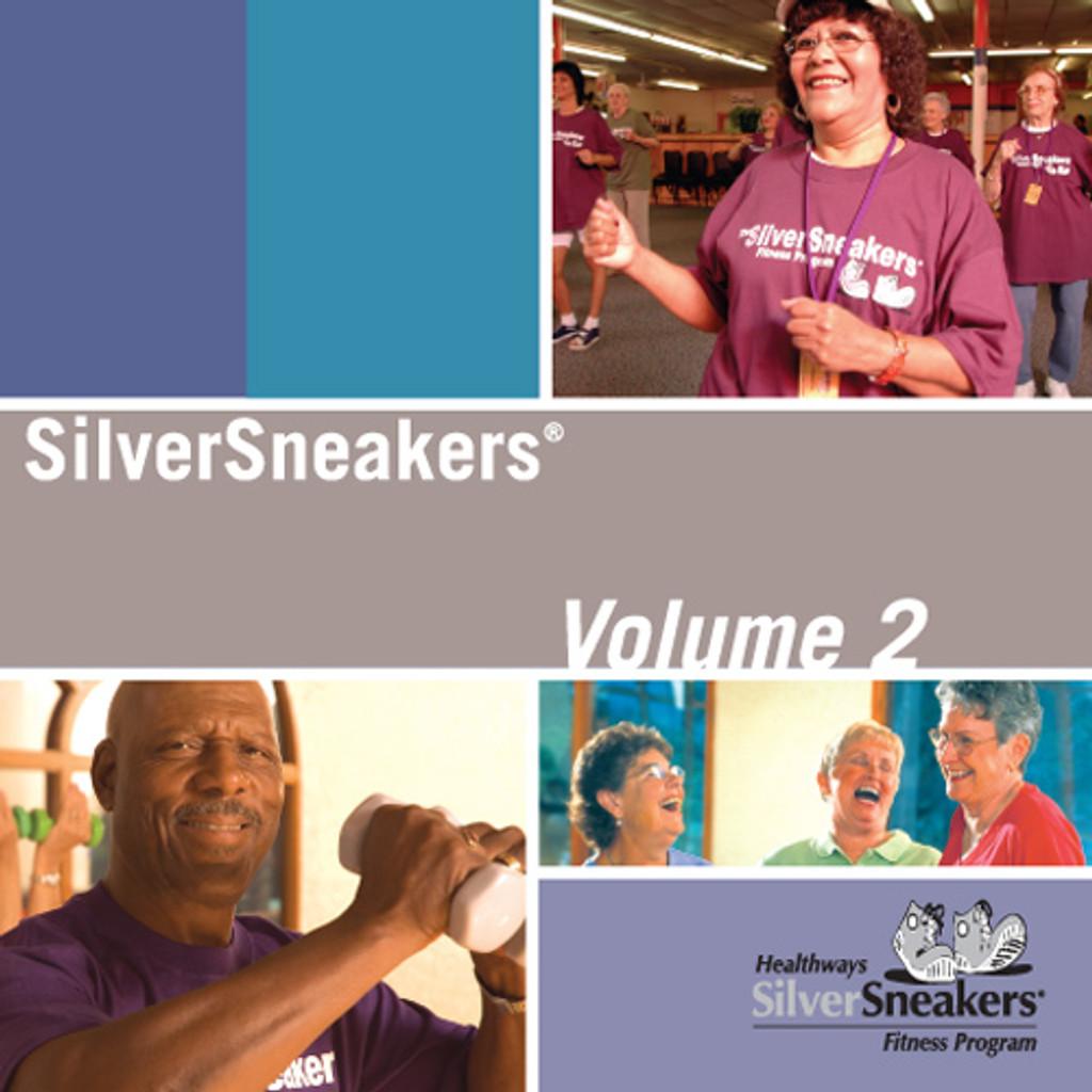 SILVERSNEAKERS Vol. 2-CD