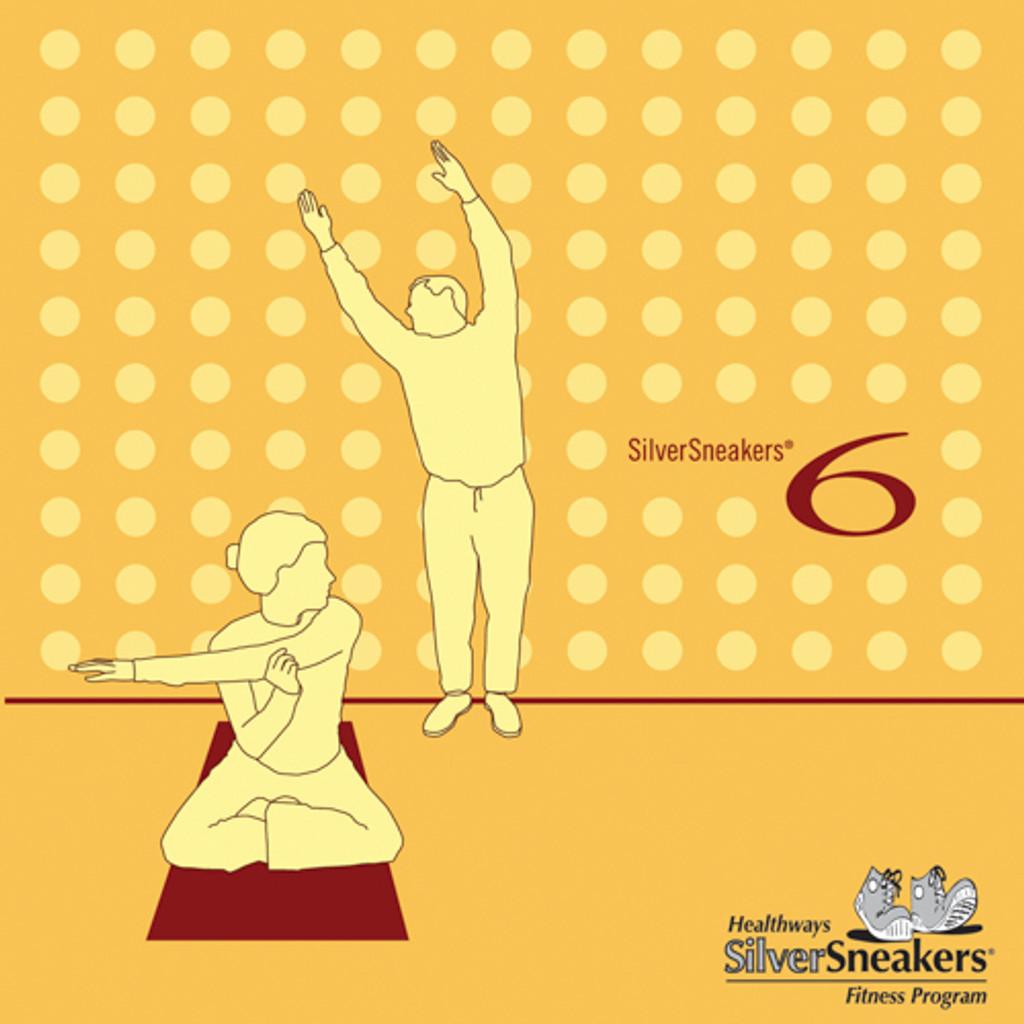 SILVERSNEAKERS Vol. 6-CD