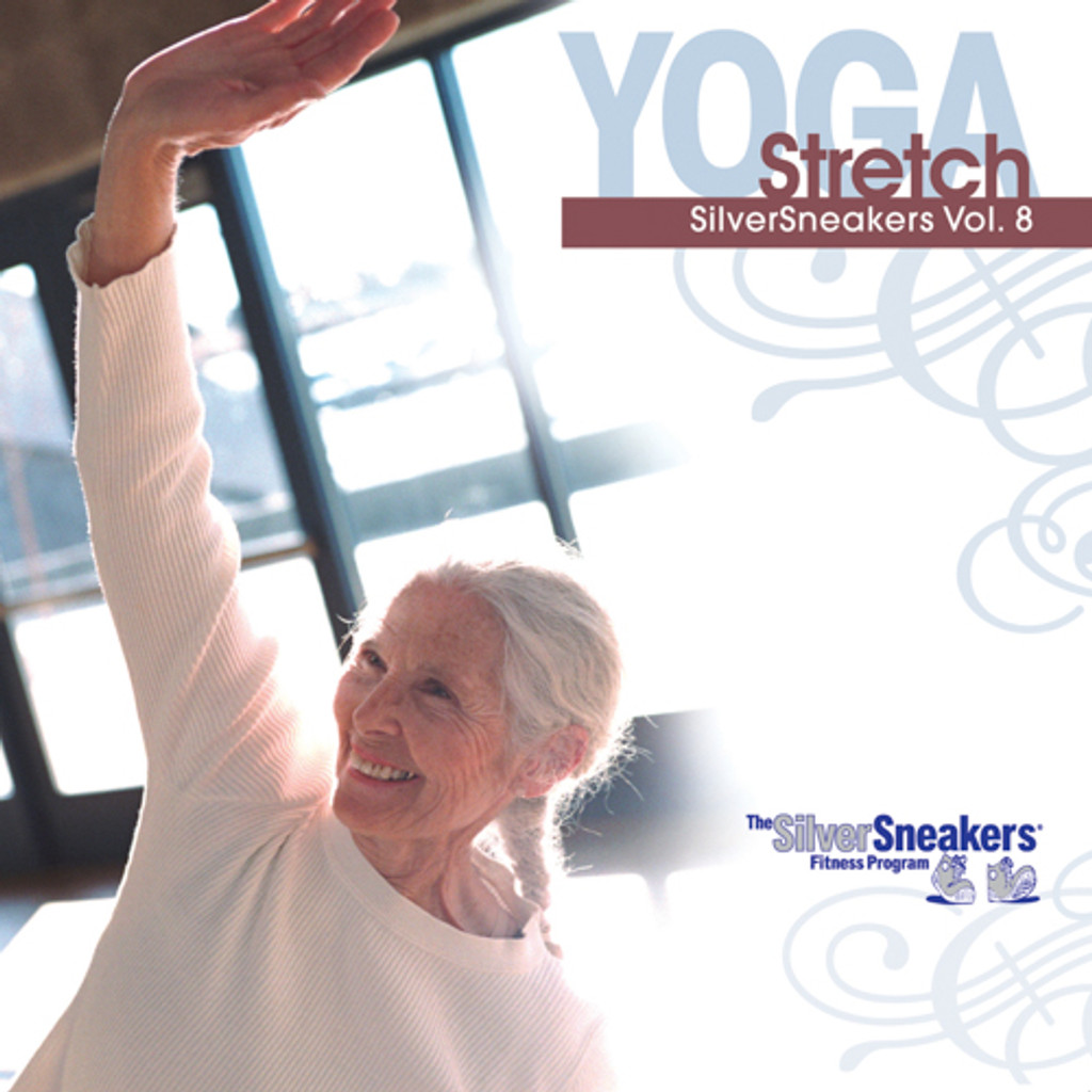 YOGASTRETCH - SilverSneakers 8-CD