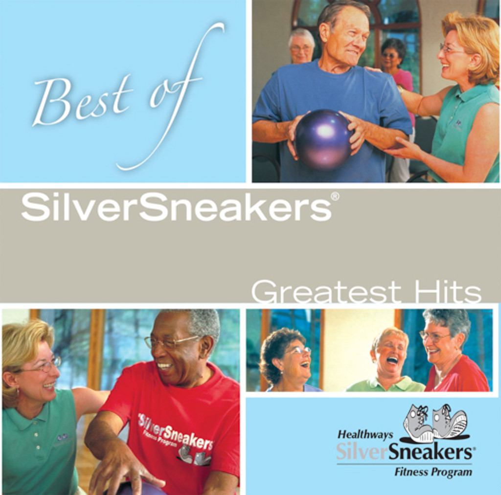 THE BEST OF SILVERSNEAKERS Vol. 9 -CD