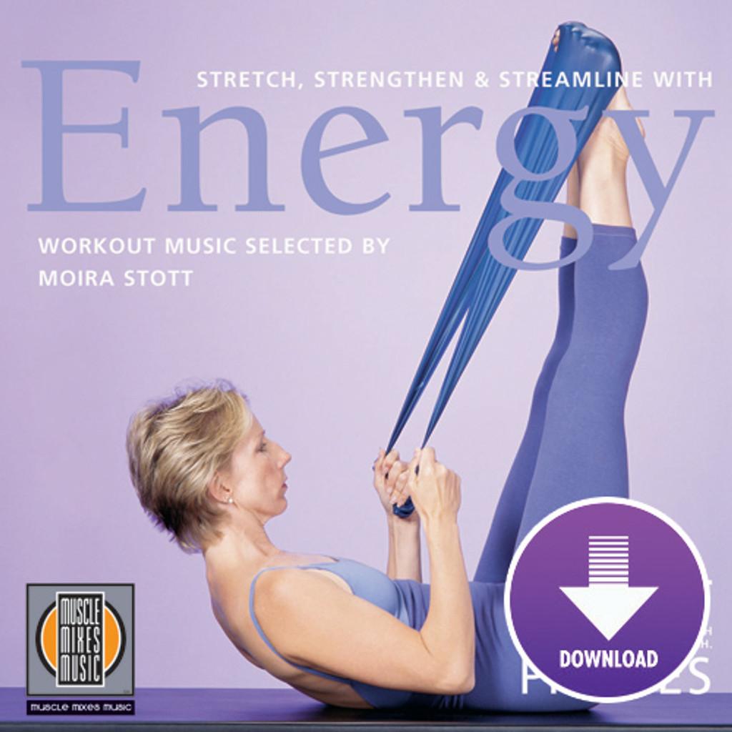 STOTT PILATES - Energy - Digital Download