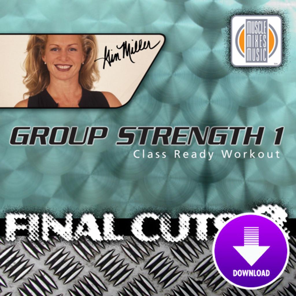 GROUP STRENGTH - Final Cuts 3-Digital