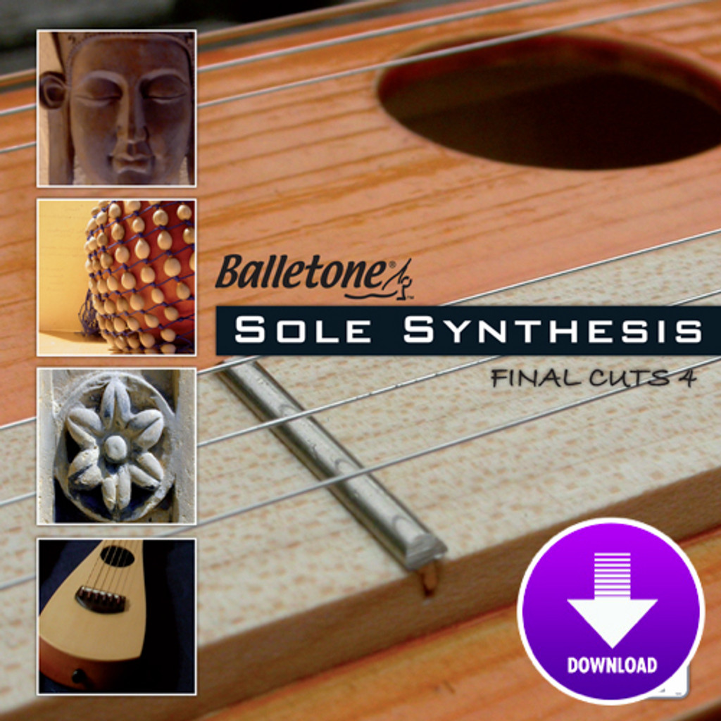 SOLE SYNTHESIS - Final Cuts 4-Digital Download