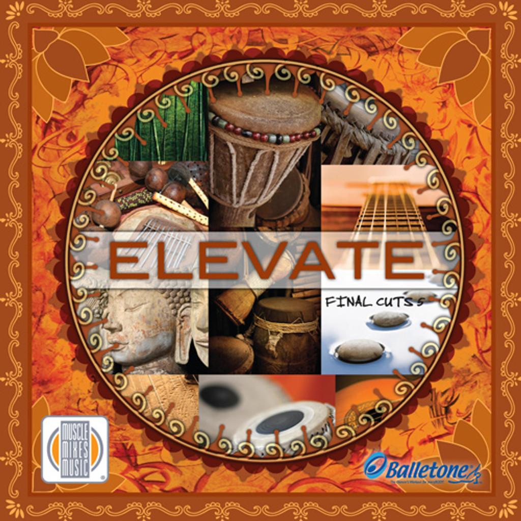 ELEVATE - Final Cuts 5 -CD