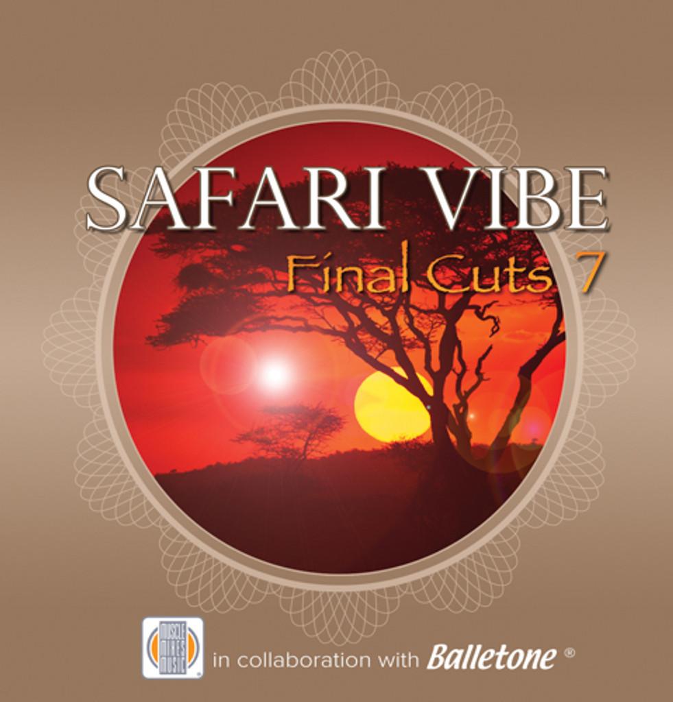 SAFARI VIBE - Final Cuts 7-CD