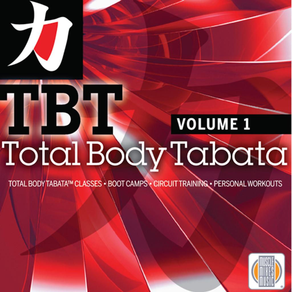 Total Body Tabata - Volume 1-CD