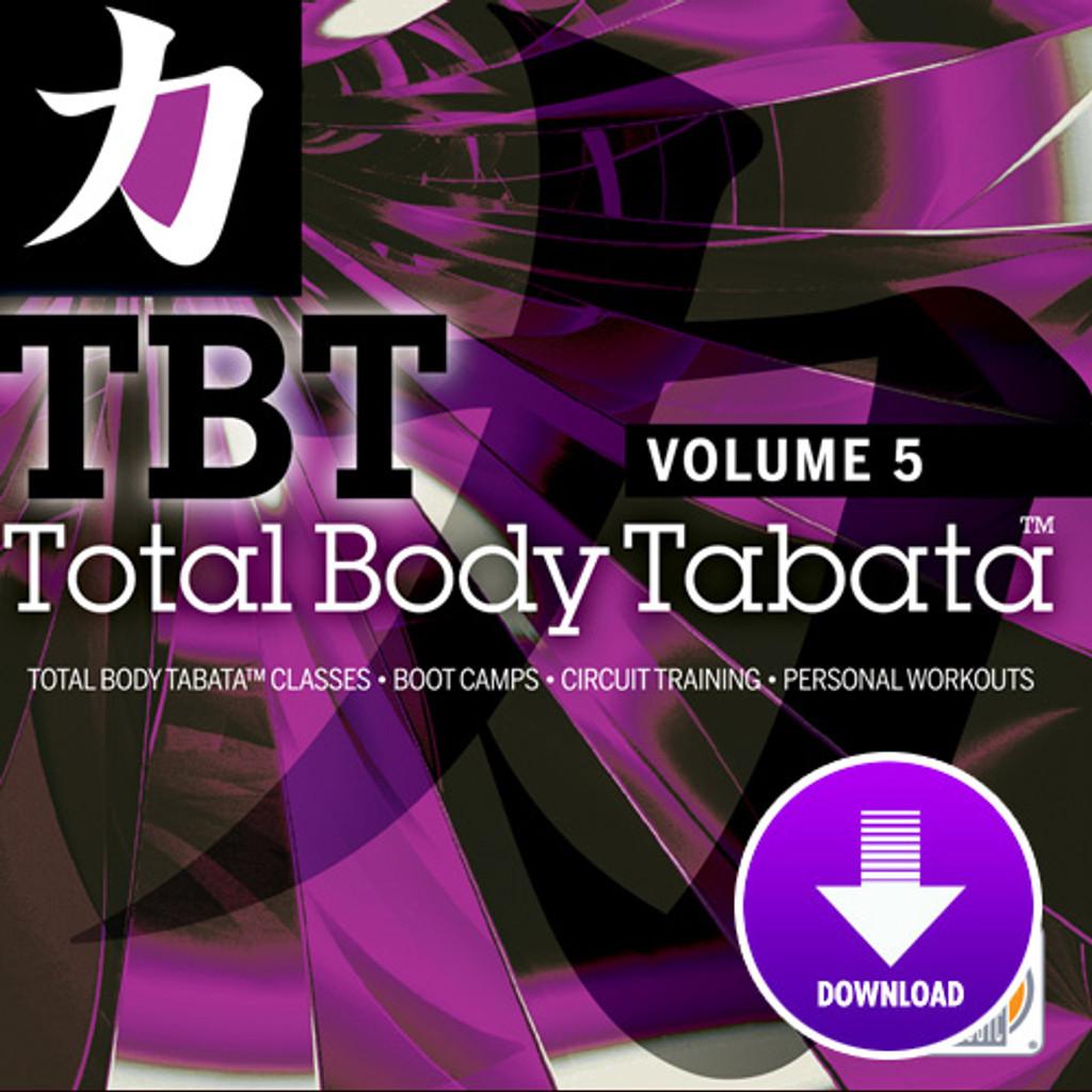 Total Body Tabata - Volume 5-Digital