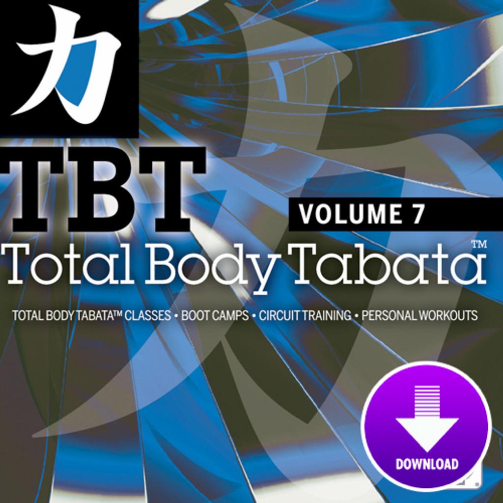 Total Body Tabata - Volume 7-Digital