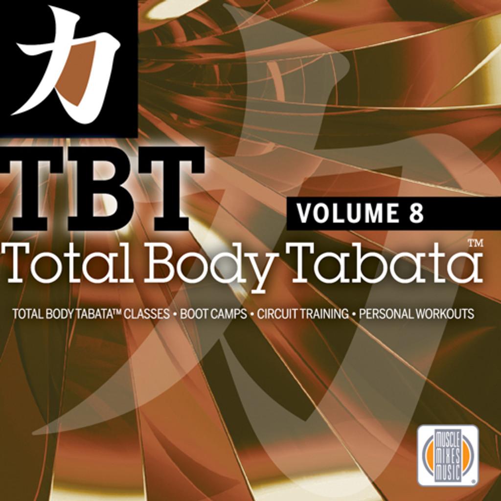 Total Body Tabata - Volume 8-CD