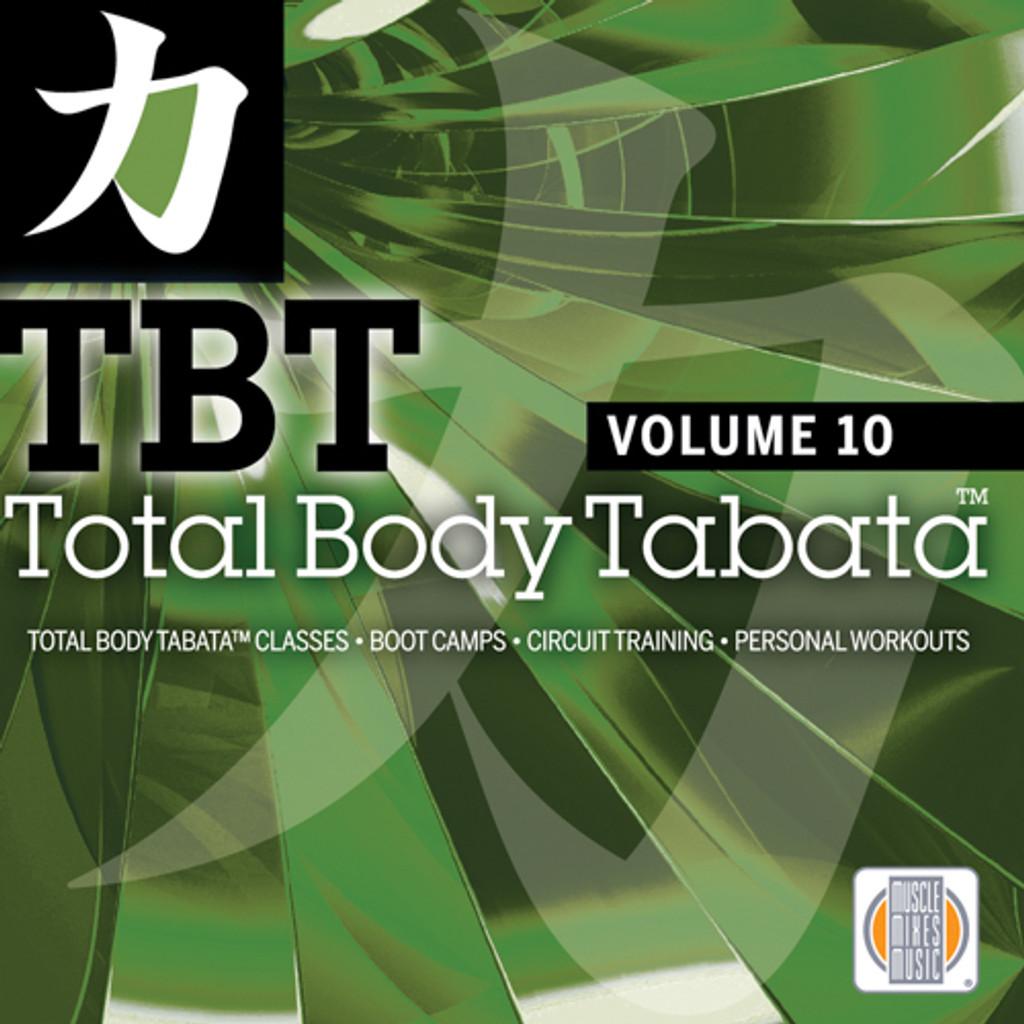 Total Body Tabata - Volume 10-CD