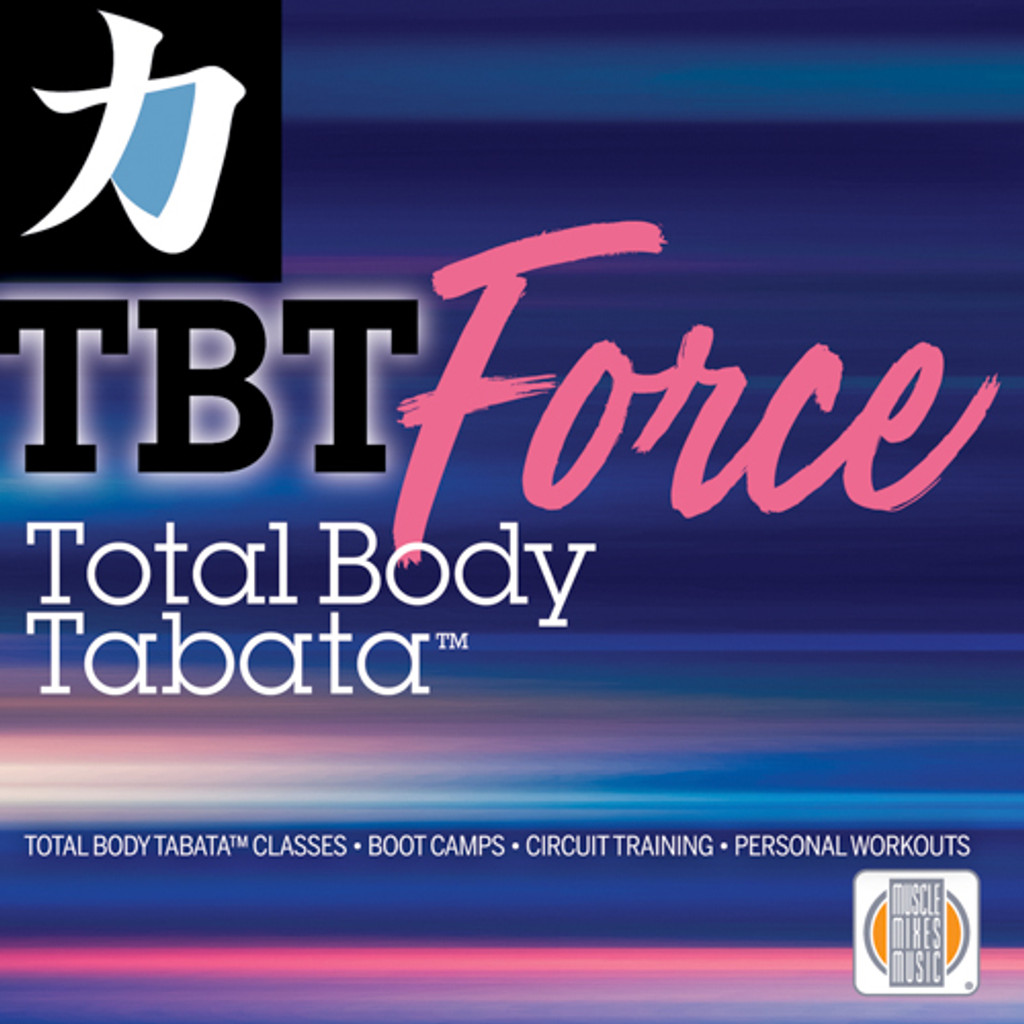 Total Body Tabata - Force-CD