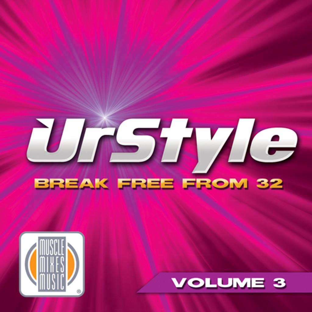 URStyle Vol 3-CD