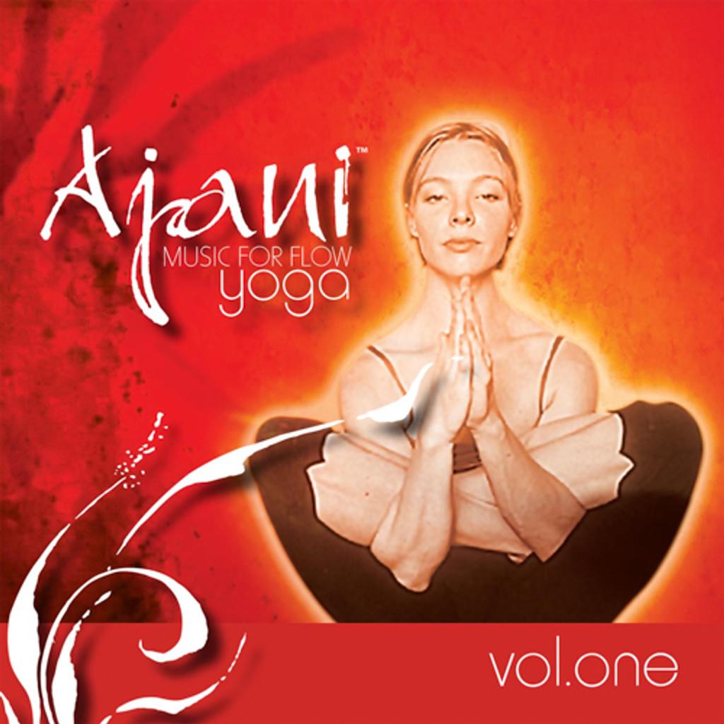 AJANI - Music for Flow Yoga Vol. 1-CD