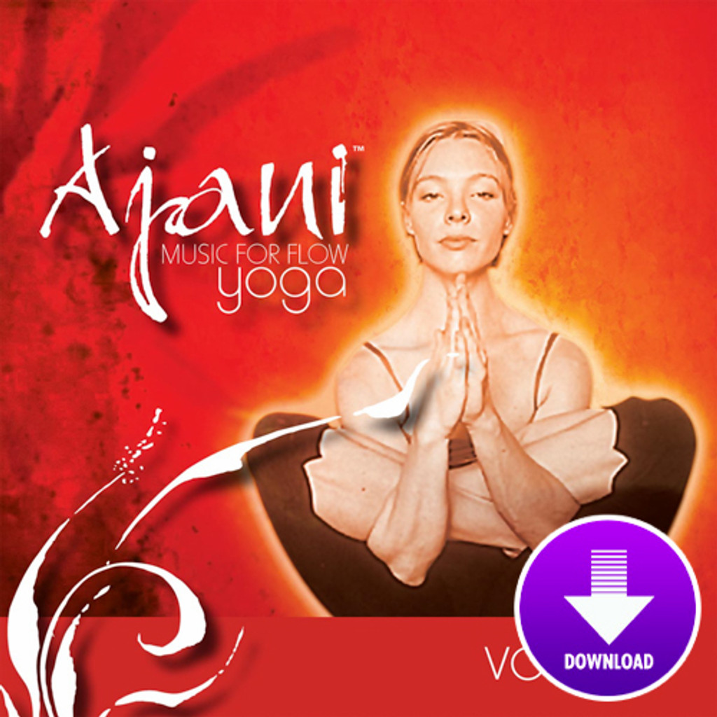 AJANI - Music for Flow Yoga Vol. 1-Digital Download