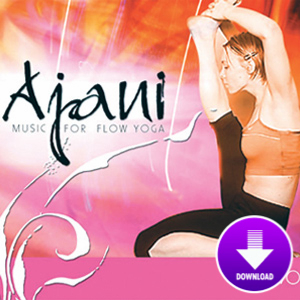 AJANI - Music for Flow Yoga Vol. 2-Digital