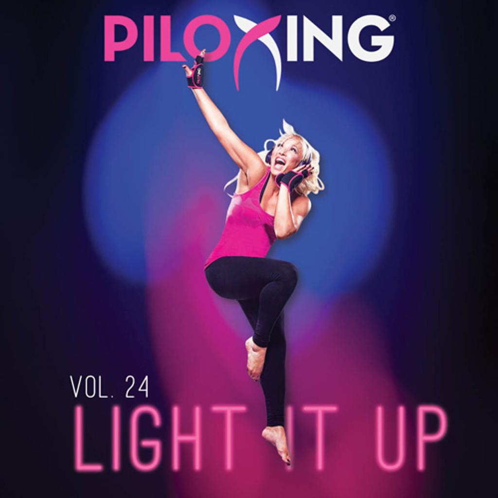 PILOXING, Vol. 24 -  Light It Up - CD