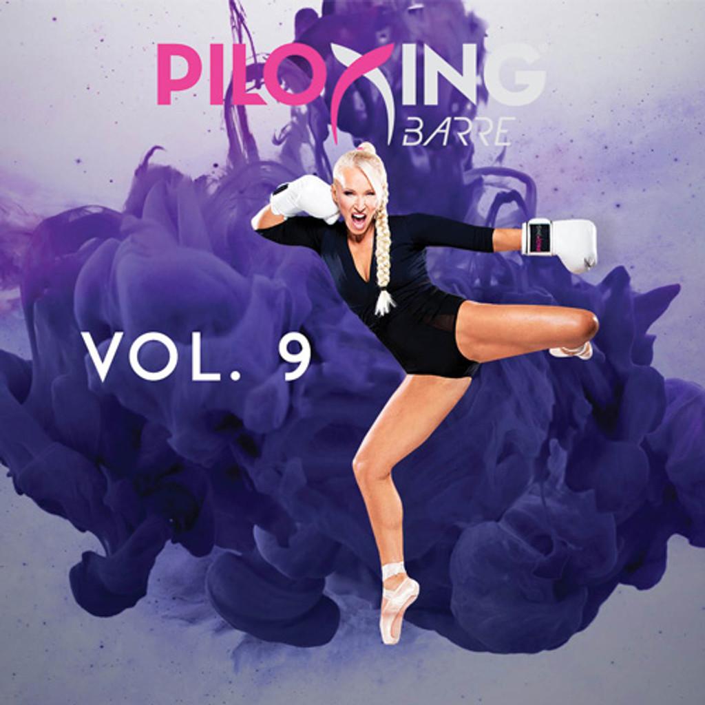 PILOXING BARRE, Barre Music Vol 9 - CD