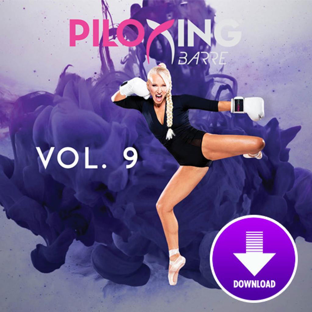 PILOXING BARRE, Barre Music Vol 9 - Digital