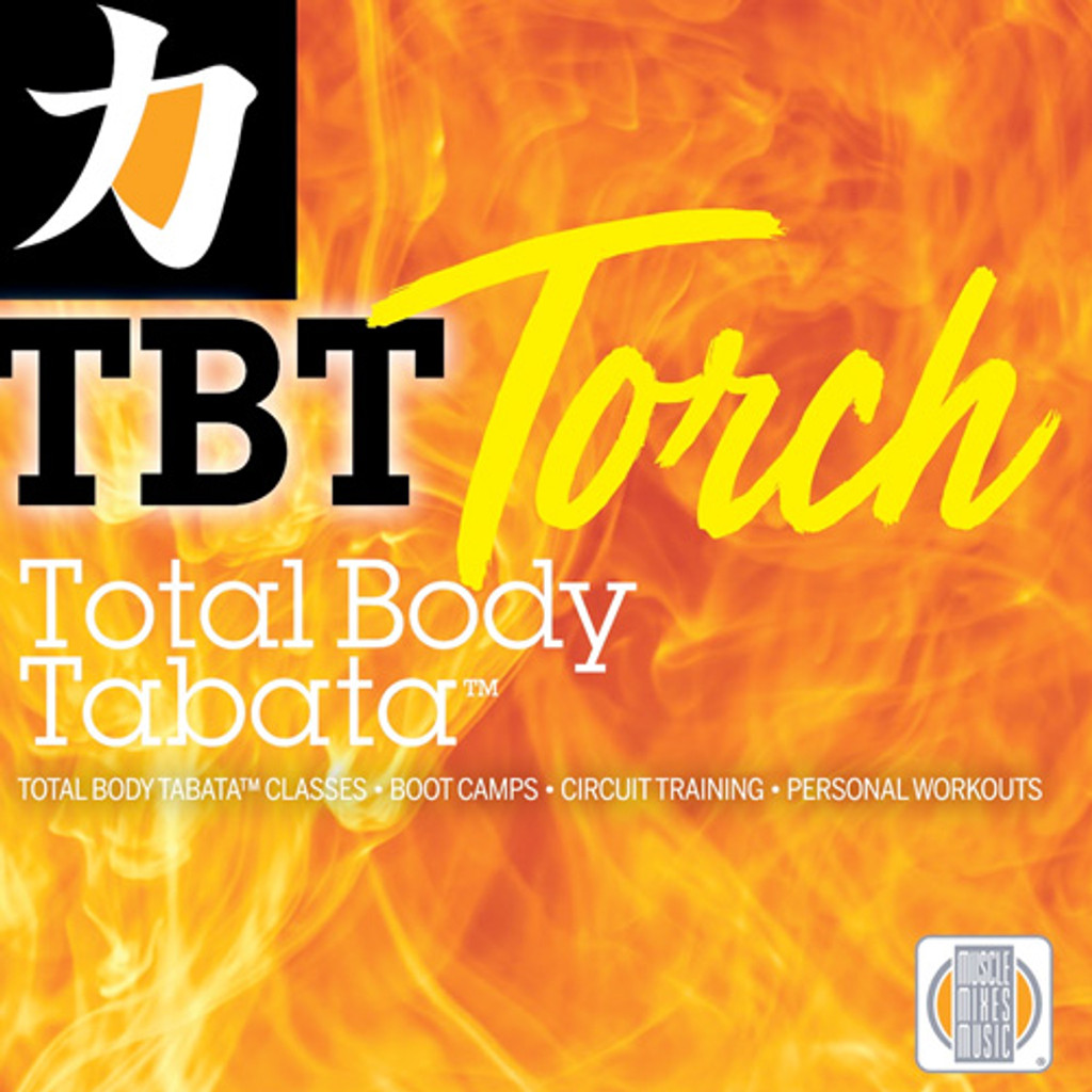 Total Body Tabata - Torch - CD