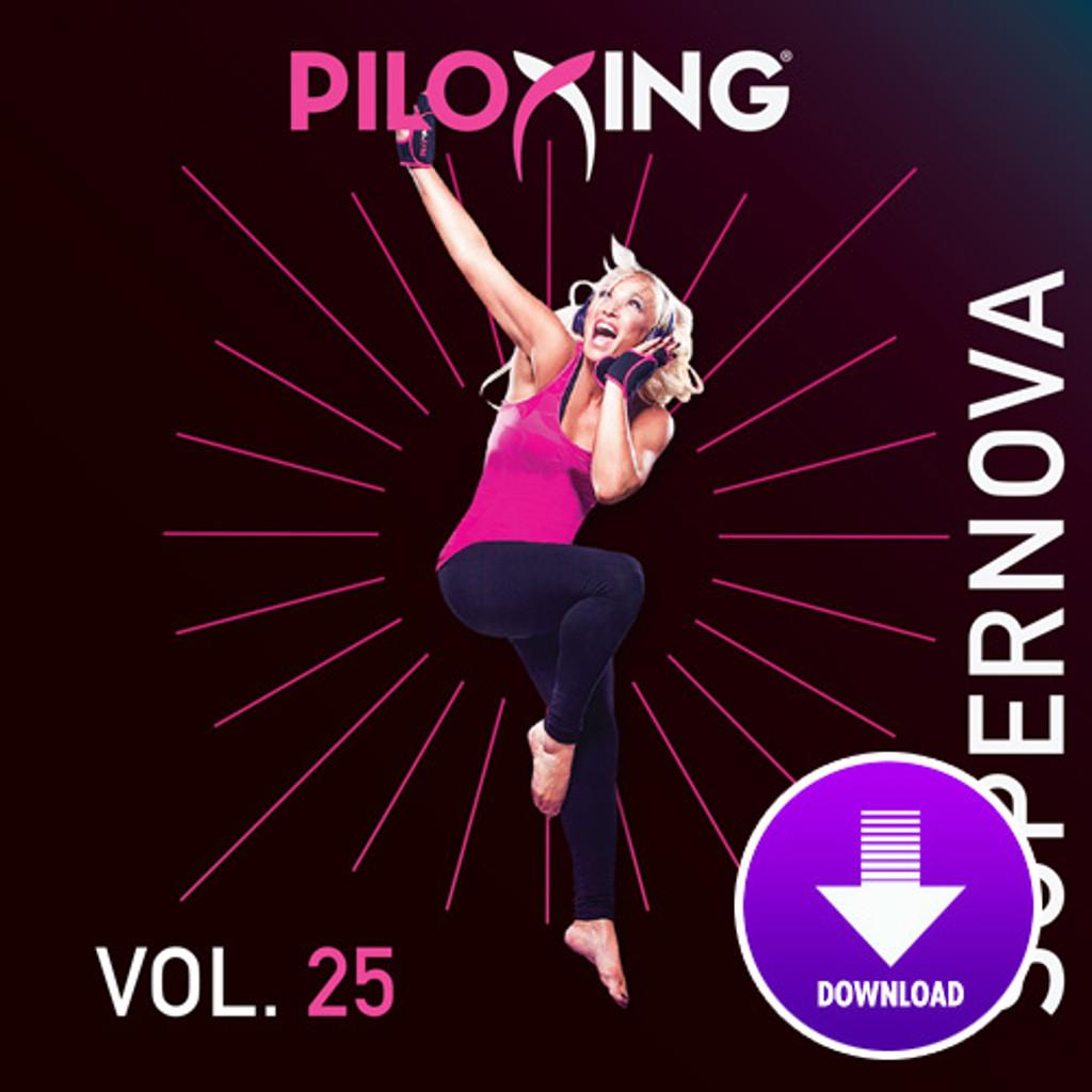 PILOXING, Vol. 25 -  Supernova - Digital