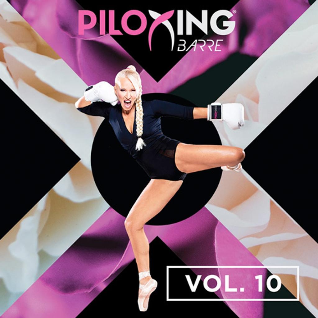 PILOXING BARRE, Barre Music Vol 10 - CD