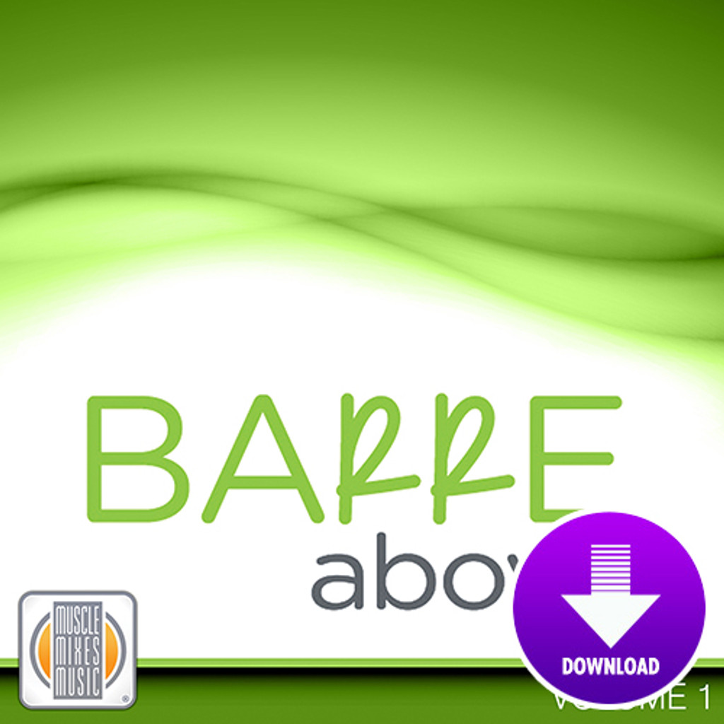 BARRE ABOVE, vol. 1 - Digital