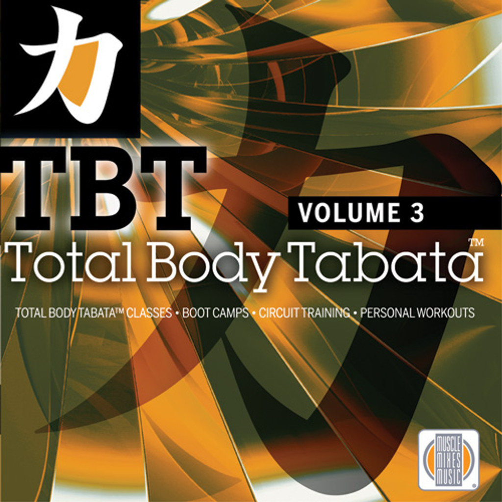 Total Body Tabata, vol. 3