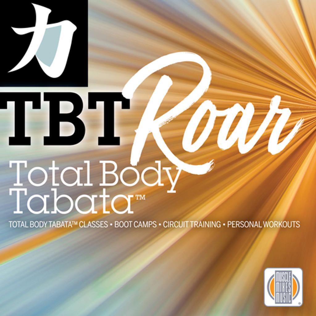 Total Body Tabata - Roar - CD