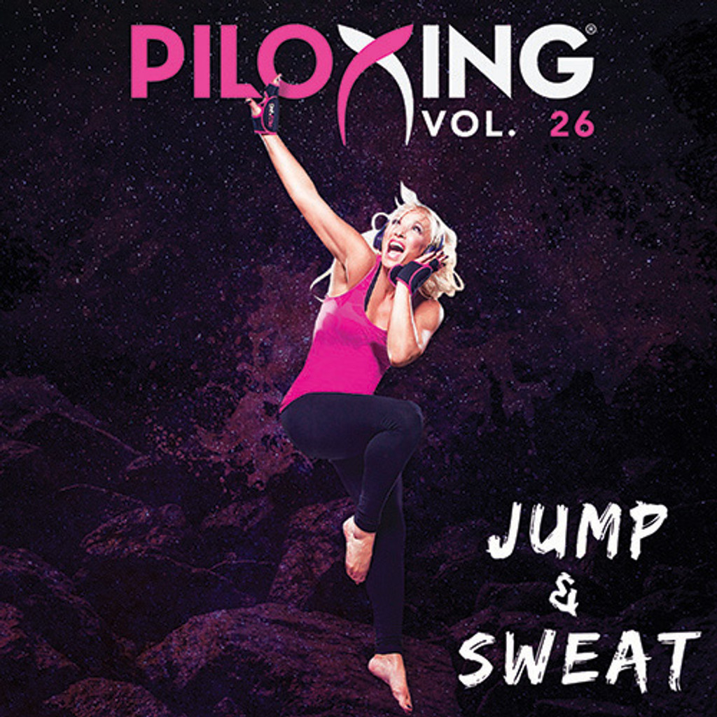 PILOXING Vol 26, JUMP & SWEAT - CD