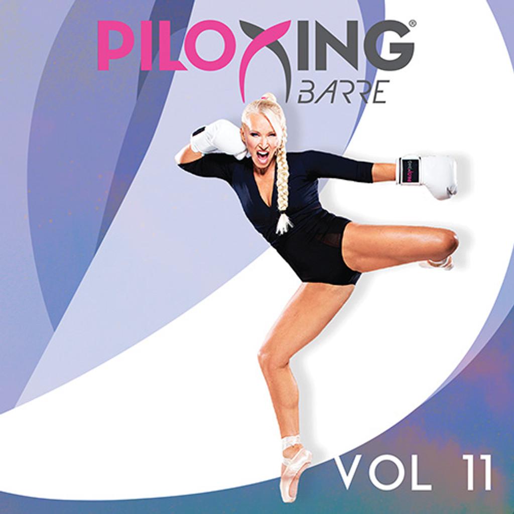 PILOXING BARRE, Barre Music Vol 11 - CD