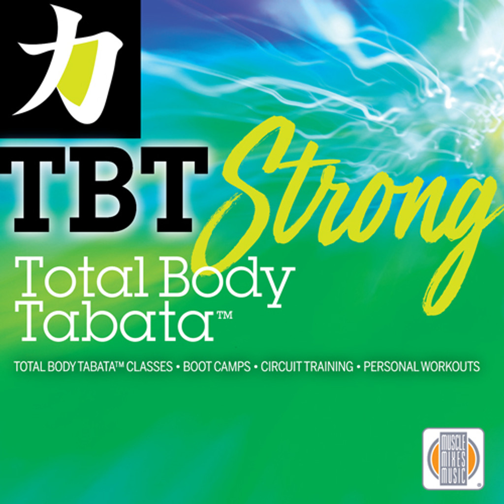 Total Body Tabata - STRONG - CD