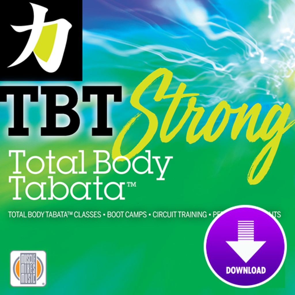 Total Body Tabata - STRONG - Digital