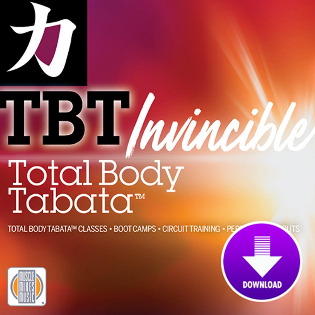 Total Body Tabata - Invincible - Digital