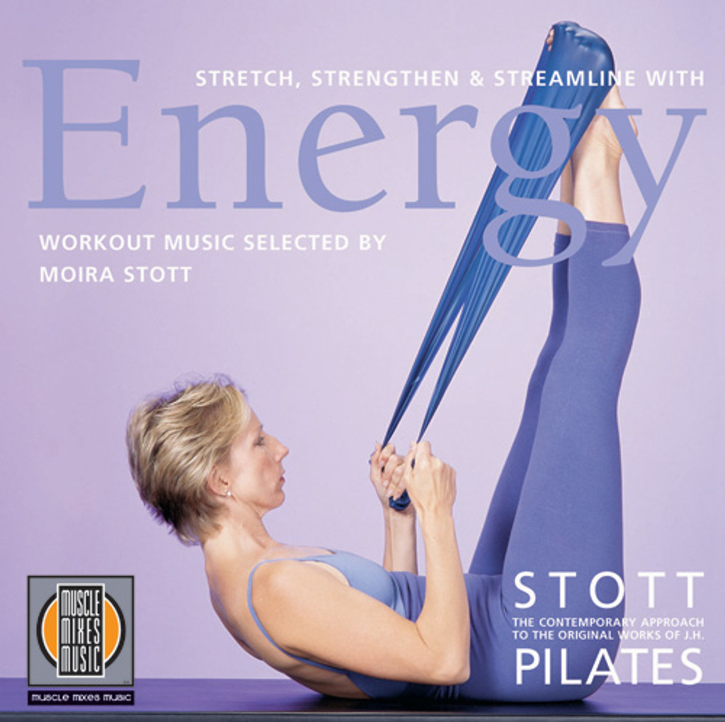 STOTT PILATES - Energy - CD - DISCONTINUED