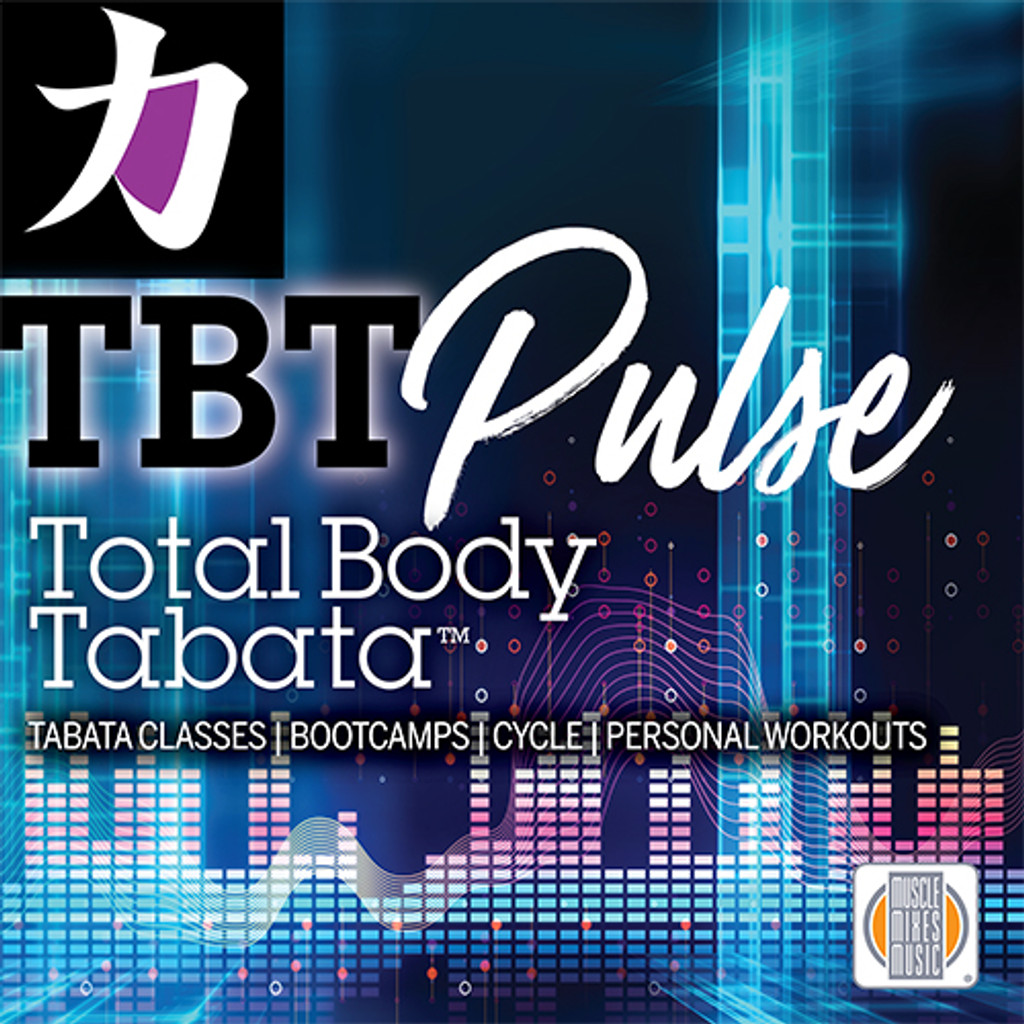 Total Body Tabata - Pulse - CD