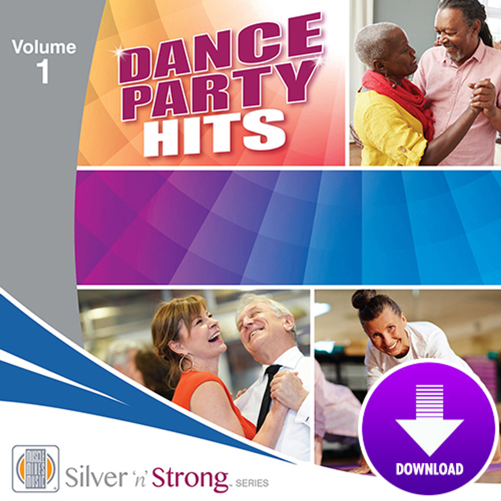 Silver 'n' Strong - Dance Party Hits - Digital