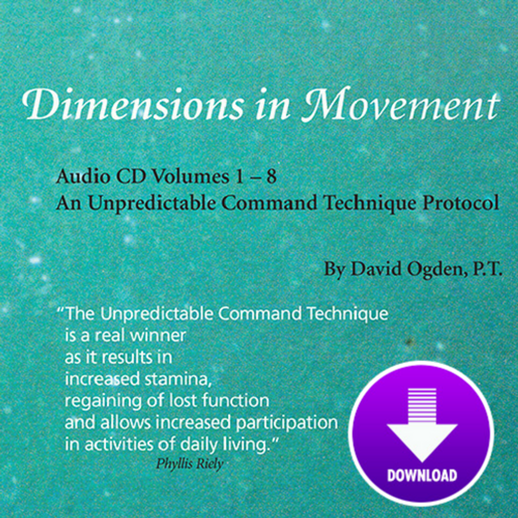 Dimensions In Movement - Digital Download