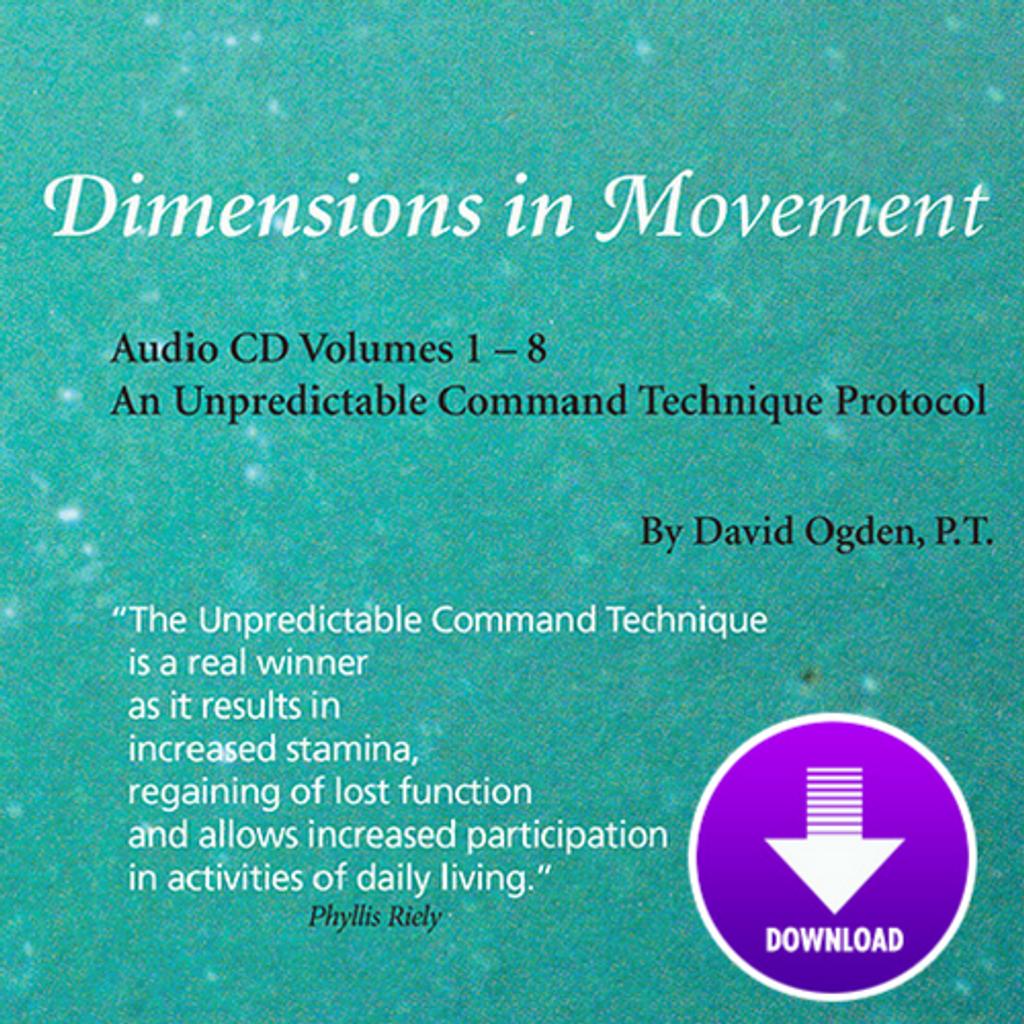 Dimensions In Movement - Digital