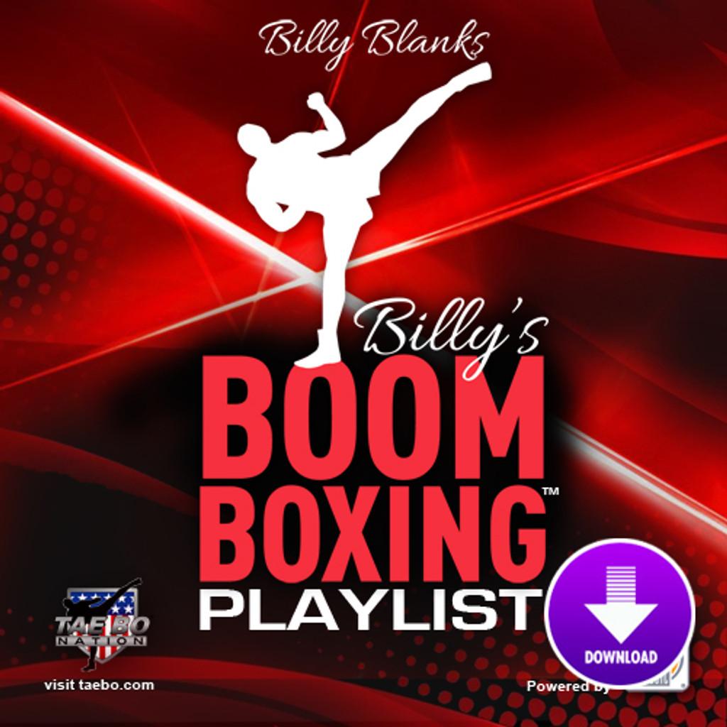 Billy's Boom Boxing Playlist